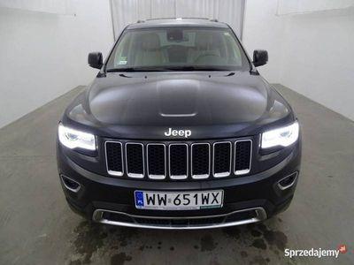 używany Jeep Grand Cherokee 3dm 250KM 2014r. 94 417km