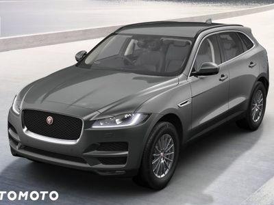 używany Jaguar F-Pace
