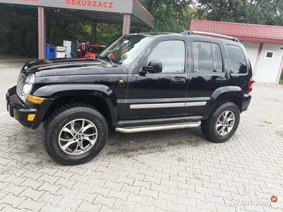 używany Jeep Cherokee 3.7 benzyna - full time - bardzo oryginalny