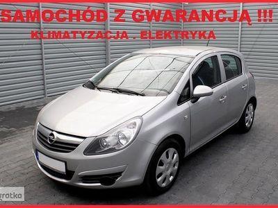używany Opel Corsa D Klimatyzacja + Elektryka + 5 drzwi !!!