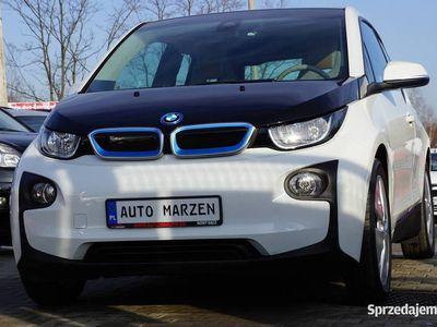 używany BMW i3 Elektryczny REX 170 KM Navi Mały przebieg GWARANCJA!
