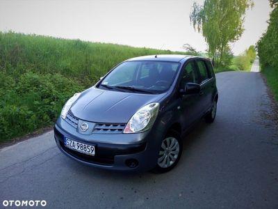 używany Nissan Note 2007r 1.4 Benzyna Zadbany Klima Wspomaganie
