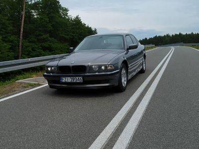 używany BMW 730 d e38