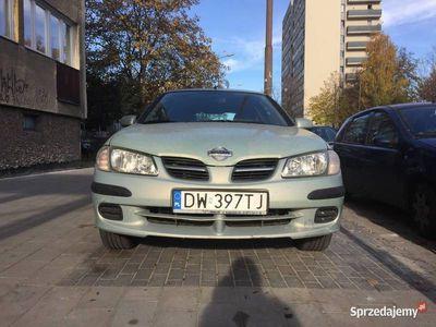 używany Nissan Almera 1.8 2002 114KM