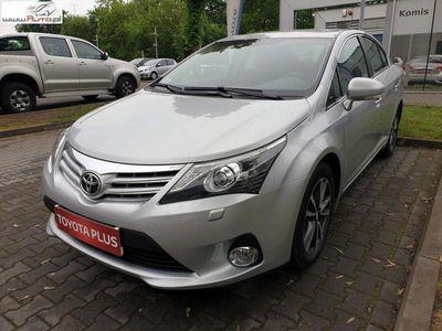 używany Toyota Avensis 2dm3 152KM 2012r. 76 224km 2.0 VVTi 152KM PREMIUMBUSINESS EXECUTIVE, salon Polska, gwarancja
