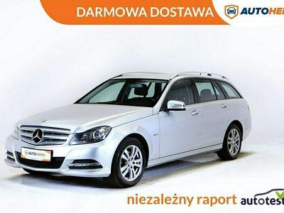 używany Mercedes C180 DARMOWA DOSTAWA, Navi, Półskóra, Klima auto, PDC W204 (2007-2014)