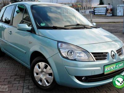 używany Renault Scénic II 1,6 i 112ps*Bezwypadkowy*Klima*Serwis*Doinwestowany*Zadbany*Gwarancj, Częstochowa