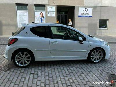 używany Peugeot 207 1.6dm 175KM 2010r. 153 570km