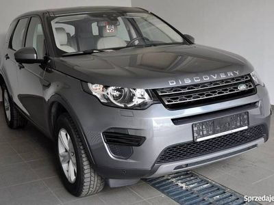 używany Land Rover Discovery Sport Faktura VAT23%, Leasing
