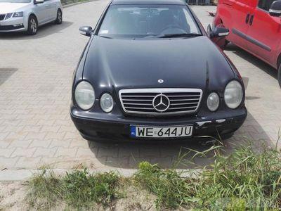 używany Mercedes CLK200 CLK 200