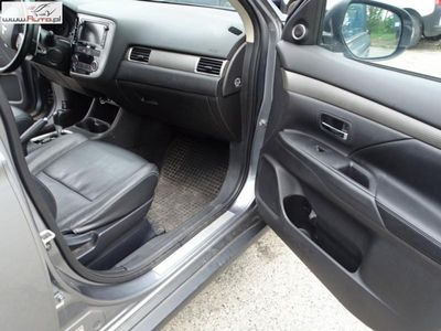 używany Mitsubishi Outlander Outlander 2dm3 150KM 2014r. 174 304km2.0 Instyle Navi 4WD CVT FV 23%, Gwarancja!!