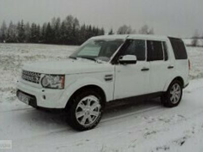 używany Land Rover Discovery 4 Brodnica