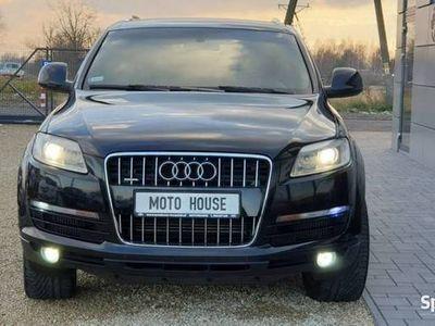 używany Audi Q7 3dm 240KM 2008r. 277 000km