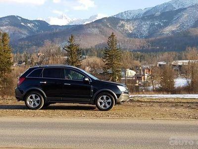używany Opel Antara ANTARA 4X4 COSMO XENON SKÓRY4X4 COSMO XENON SKÓRY