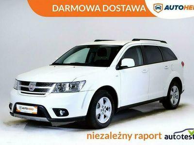 używany Fiat Freemont DARMOWA DOSTAW, Parktronic, Klima,4x4, 170km