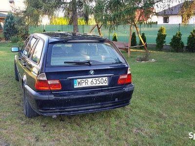 używany BMW 320 E46 D 180 KM 2003 ROK POLIFT OKAZJA