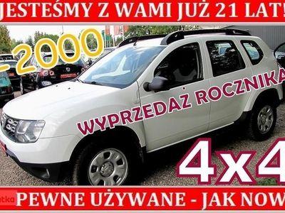 używany Dacia Duster I Napęd 4x4 Salon Polska
