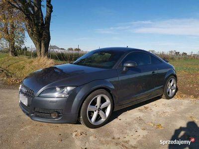 używany Audi TT 1.8TFSI 160 km Zamiana Skóra Xenon Tempomat