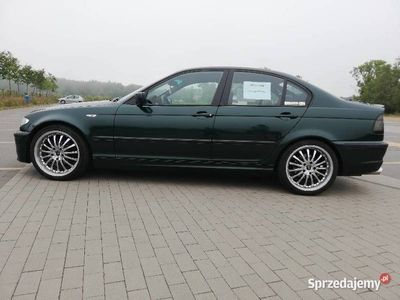 używany BMW 318 E46 i 2.0 143KM 2003 rok SEDAN M-Pakiet