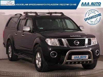 używany Nissan Navara 2.5dm 190KM 2011r. 103 497km