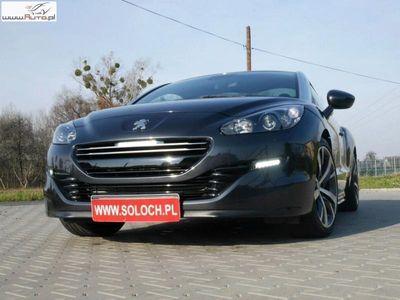 używany Peugeot RCZ 1.6dm3 200KM 2015r. 27 000km