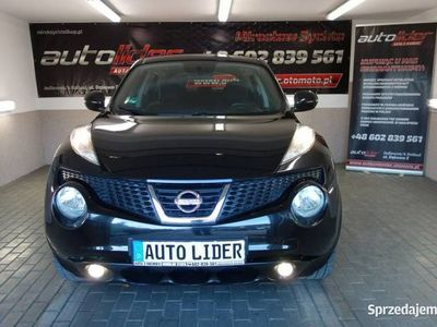używany Nissan Juke 1.6dm 117KM 2011r. 107 808km