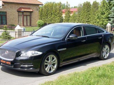używany Jaguar XJ 5dm 385KM 2010r. 57 452km