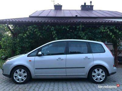 używany Ford C-MAX 1.6 benzyna 2004 rok Bogate wyposażenie Klimaty