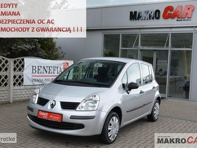 używany Renault Modus ABS - KLIMATYZACJA - SUPER STAN - SERWISOWANY !!!