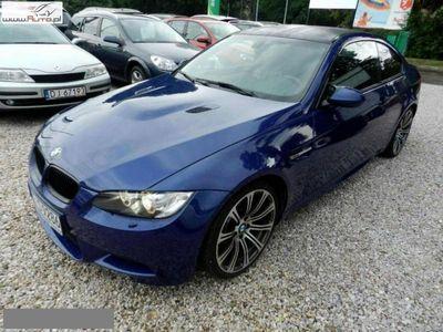 używany BMW M3 4dm3 420KM 2010r. 107 278km 420 KM Automat