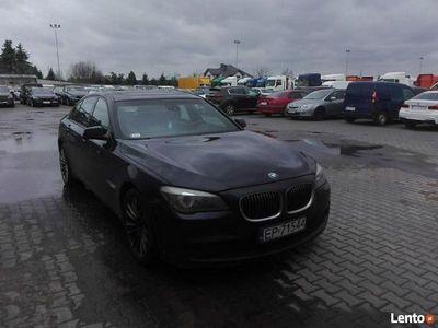 używany BMW 730 3dm 245KM 2011r. 272 621km