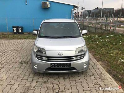 używany Daihatsu Materia 1.5 Benzyna Klimatyzacja Bezwypadkowy