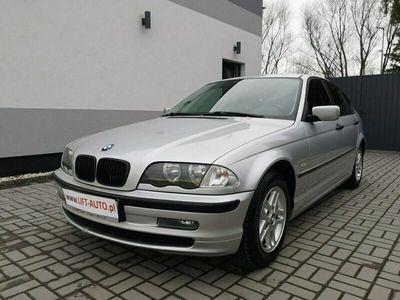 używany BMW 316 316 i 105KM Benzyna # Klimatronik # Parktronik # Sedan E46 (1998-2007)