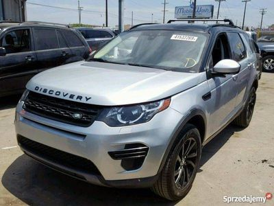 używany Land Rover Discovery Sport Aut z USA milaauto.pl