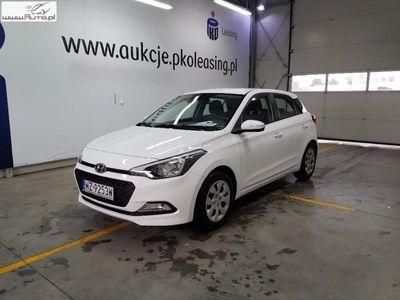 gebraucht Hyundai i20 1.2dm 84KM 2017r. 32 021km