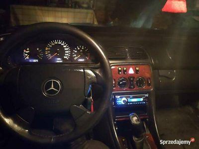 używany Mercedes CLK230 kompresor w208 zamian