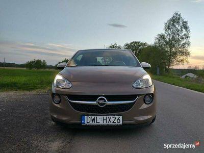 używany Opel Adam 1.4 benzyna z instalacja gazowa sekwencyjna