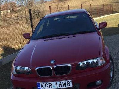 używany BMW 318 e46 CI