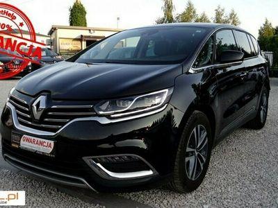 używany Renault Espace 1.6dm 160KM 2018r. 82 100km