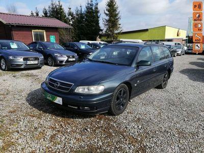 używany Opel Omega 2.5dm 150KM 2002r. 293 000km