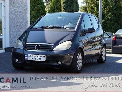 używany Mercedes 170 Klasa A W1681.7 CDI 90KM, Klimatyzacja, Pełnosprawny, Ubezpieczony, Zarejest