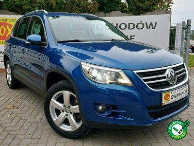 używany VW Tiguan 2.0 benzyna 200KM 4 motion / highline / dynaaudio / panorama / automat