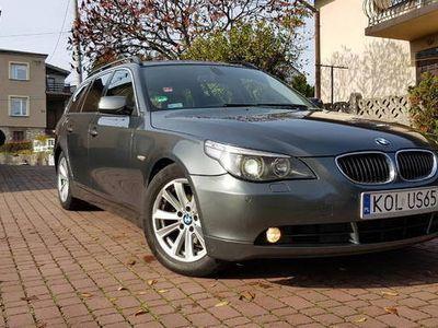 używany BMW 525 E61 D 2006R ORYGINALNY PRZEBIEG