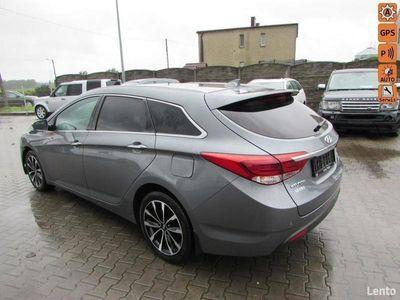 używany Hyundai i40 Style Led Książka Serwisowa Aut.