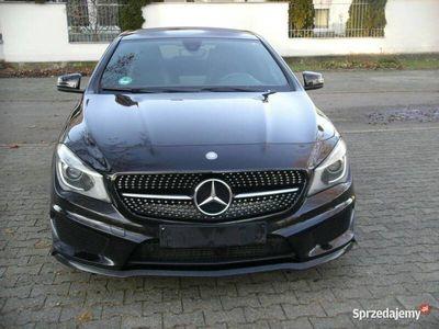 używany Mercedes CLA200 CDI Coupe AMG