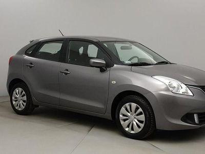 używany Suzuki Baleno Premium Autopunkt | I-WŁ | ASO | FV23% | Krajowy