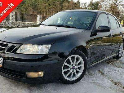 używany Saab 9-3 1.8T 150KM # VECTOR # Climatronic # Parktronic # Czarna Perła !!! II (2003-2011)