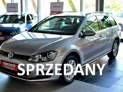 używany VW Golf GolfVII Variant 1.6 TDI BMT Trendline / Alu / Salon PL / VII (2012-)