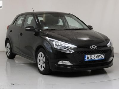 używany Hyundai i20 1.1dm3 75KM 2015r. 40 394km WX84957 # Classic + # Salon Polska # Faktura VAT 23%