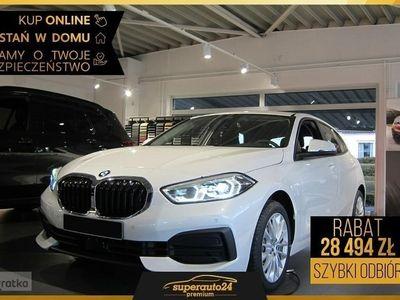 używany BMW 118 SERIA 1 F40 118 advantage 1.5 i (140KM)   ADVANTAGE   Formalności bez wychodz